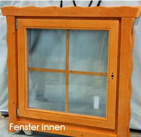 Gartenhaus Fenster Kippfenster Und Drehfenster Mit Isolierverglasung